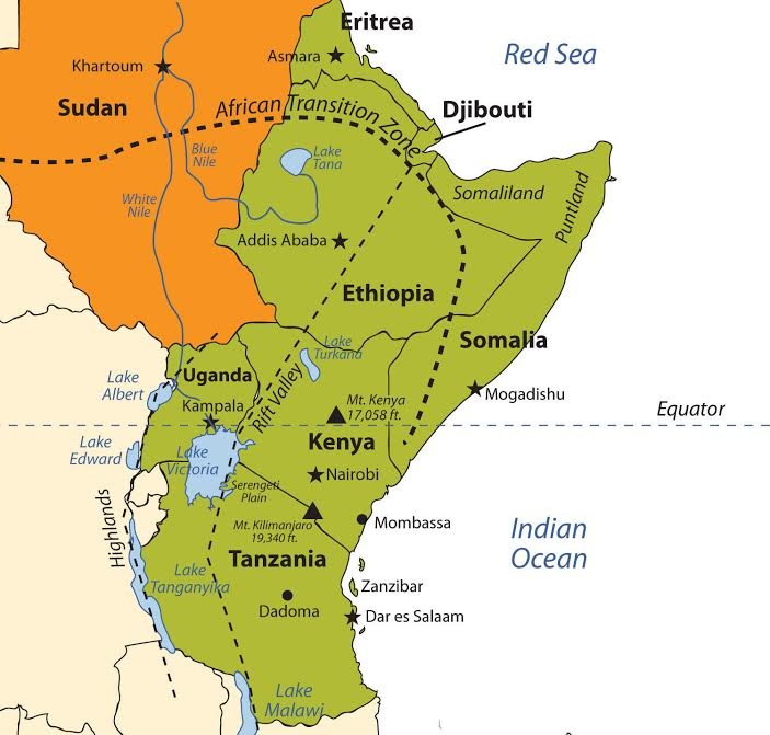 map-of-ethopia